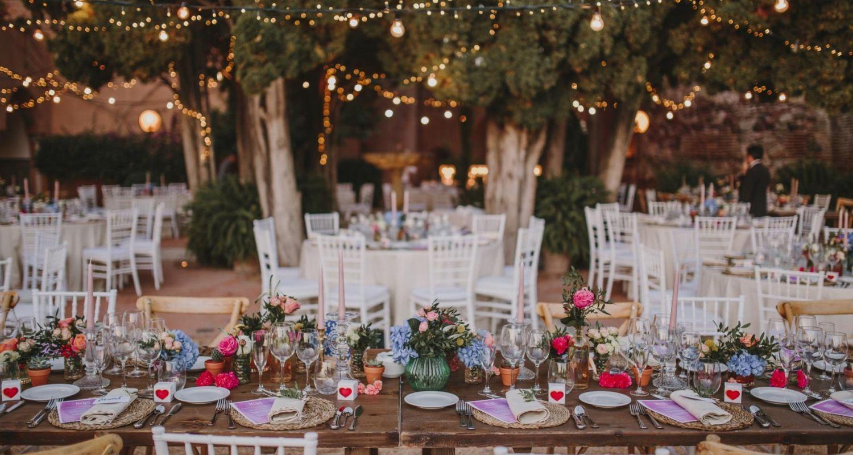 boda castillo santa catalina colores